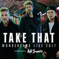 Take That Wonderland Live 2017