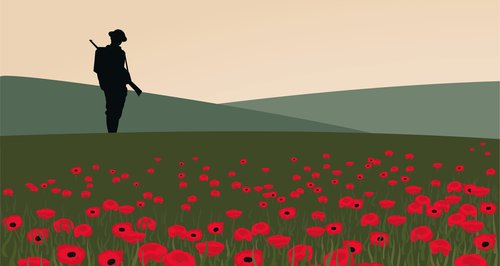 Here's How To Add A Remembrance Day Poppy To Your