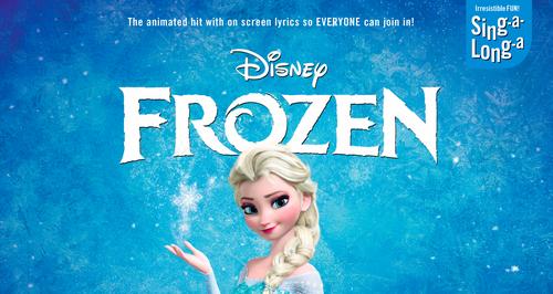 Sing-a-Long-a Frozen