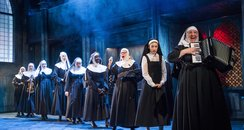 Sister Act Cambridge Corn Exchange
