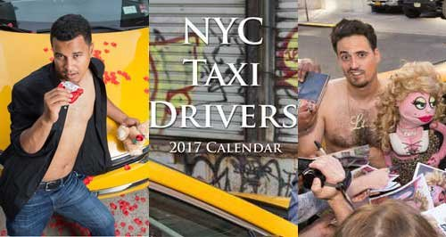 Sexy Taxi Drivers