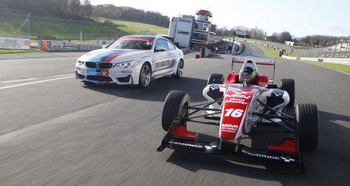 Brands Hatch F4 Experience