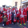 Rennie Grove - Jingle Bell Jog 2016 - Before