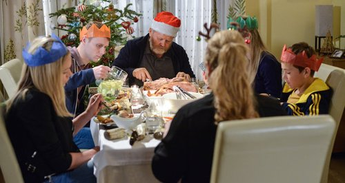 Eastenders - spoilers christmas day