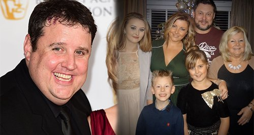 Mum Overwhelmed After Peter Kay Raises £150,000 Fo