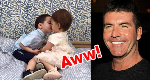Simon Cowell revealed who he wants son Eric to mar