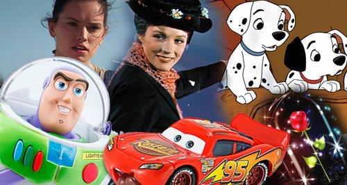 Disney Film Releases