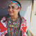 5. Demi Lovato Stuns In Traditional African Maasai Wear