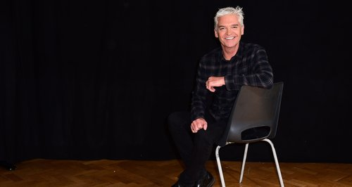 Phillip Schofield new saturday night TV Show