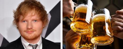 Ed Sheeran pub