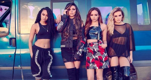 Little Mix concert dates 2017