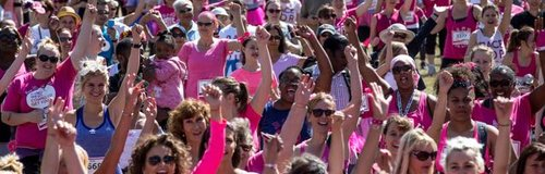 Race For Life 2017 Official Photo