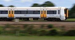 Southeastern rail