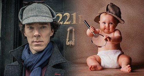 Sherlock baby name