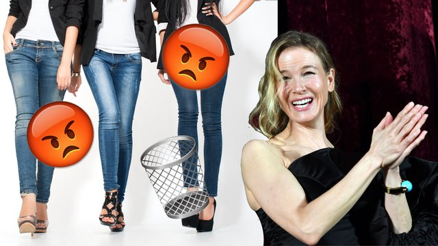 Throw Out Your Skinny Jeans! This Year They Could FINALLY ...
