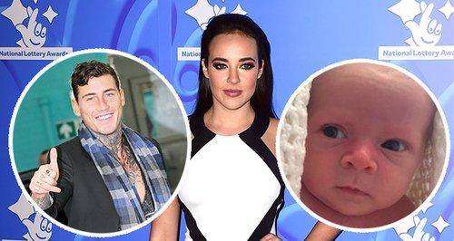 Stephanie Davis Jeremy McConnell Baby