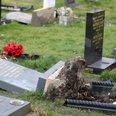 Hebburn Cemetery Vandalised