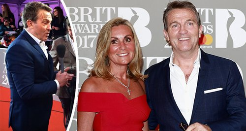 People Are Asking Why Bradley Walsh Was At The Bri