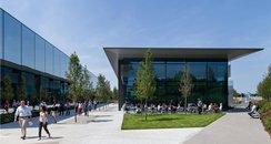 Dyson's Technology Campus at Hullavington