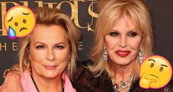 Jennifer Saunders Joanna Lumley Absolutely Fabulou