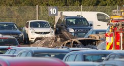 Bin Laden Plane Crash