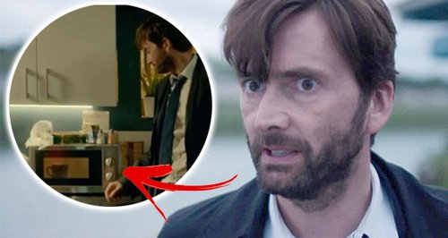 DI Hardy tea making Broadchurch