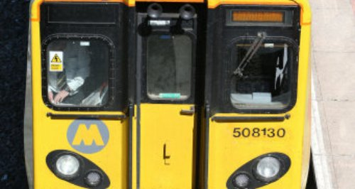 Merseyrail train general