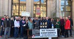 Pub Protest Birmingham