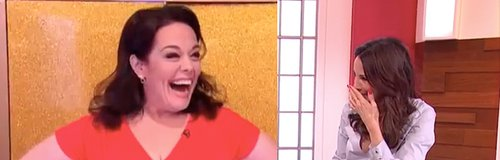 Lisa Riley Loose Women