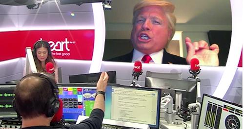 Donald Trump JK and Lucy April Fools Chat
