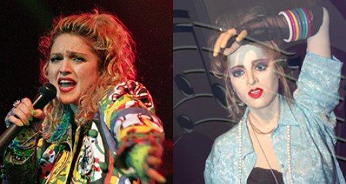 Madonna Waxwork