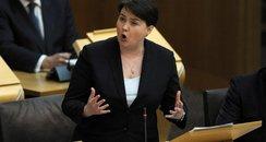 Ruth Davidson Scottish Conservative leader