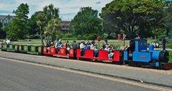 Poole Park miniature railway