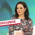Lisa Riley Weight Loss Interview Canvas