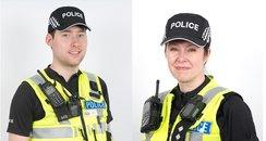 New Northants Police Caps