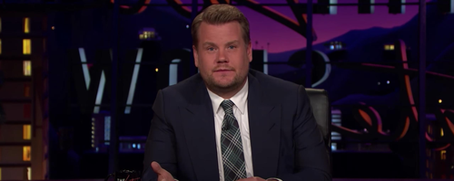 James Corden Message For Manchester 2