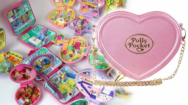 Big Kids Get Ready! A Polly Pocket Handbag For Adults Is ...