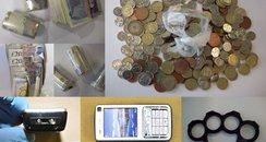Hampshire Police Operation Shield drugs seizures