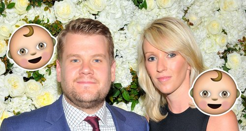 James Corden And Wife Julia Carey pregnancy asset