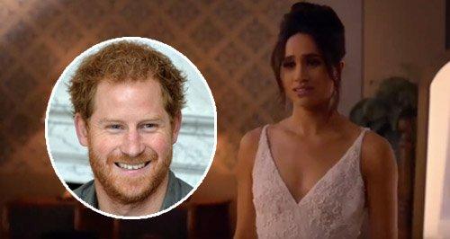 Meghan Markle 'tries on wedding dresses' amid HUGE engagement rumours
