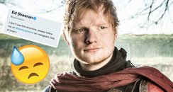 Ed Sheeran Quits Twitter