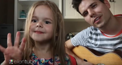 WATCH: Four-Year-Old Covers Katy Perry's Firework
