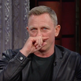 Daniel Craig The Late Show 2017