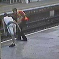 CCTV of Newport station