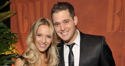 singer michael buble and girlfriend luisana lopila